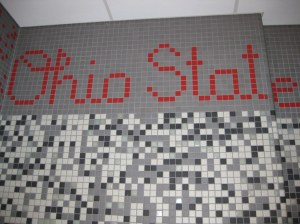 Ohio Union restroom